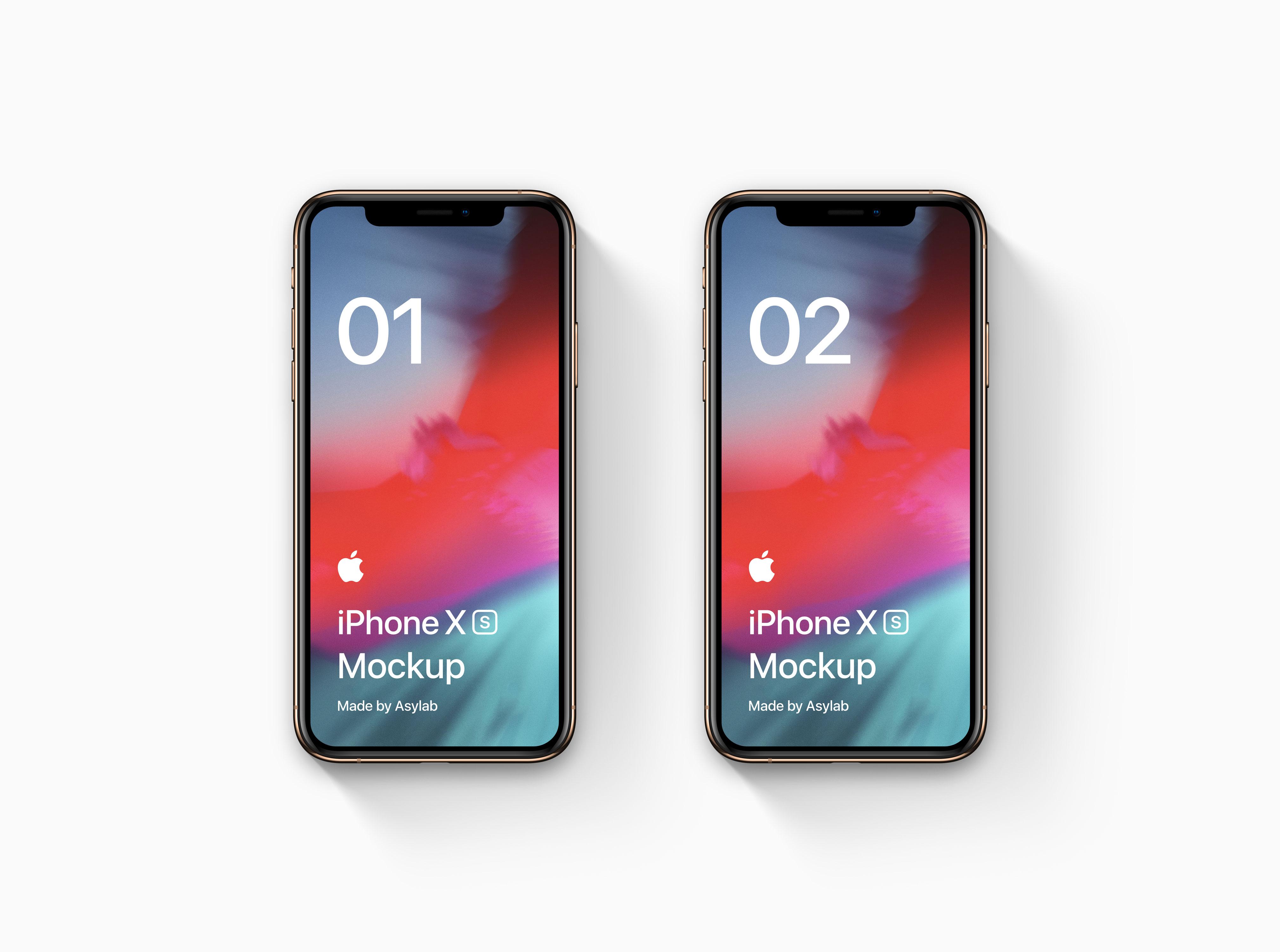 05c4f7b0125c68e - 苹果iPhoneX UI样机