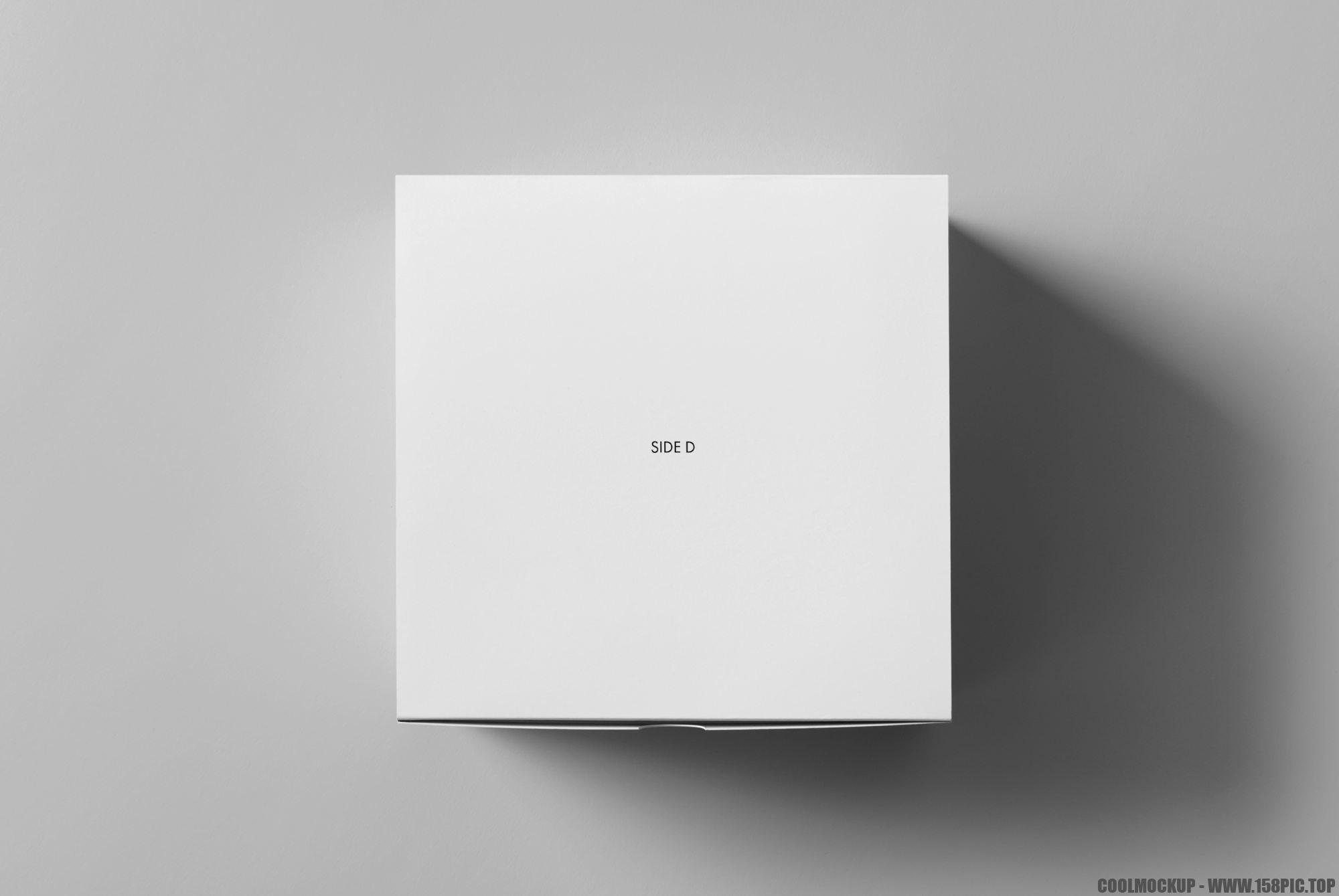 064e19bd2180eae - 简约白色盒子样机