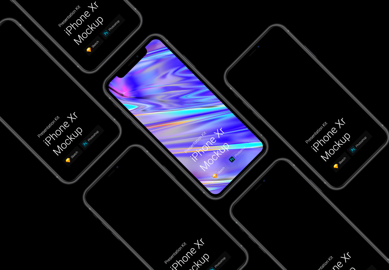 0c5b594864a0f59 - 苹果iPhoneXr UI样机