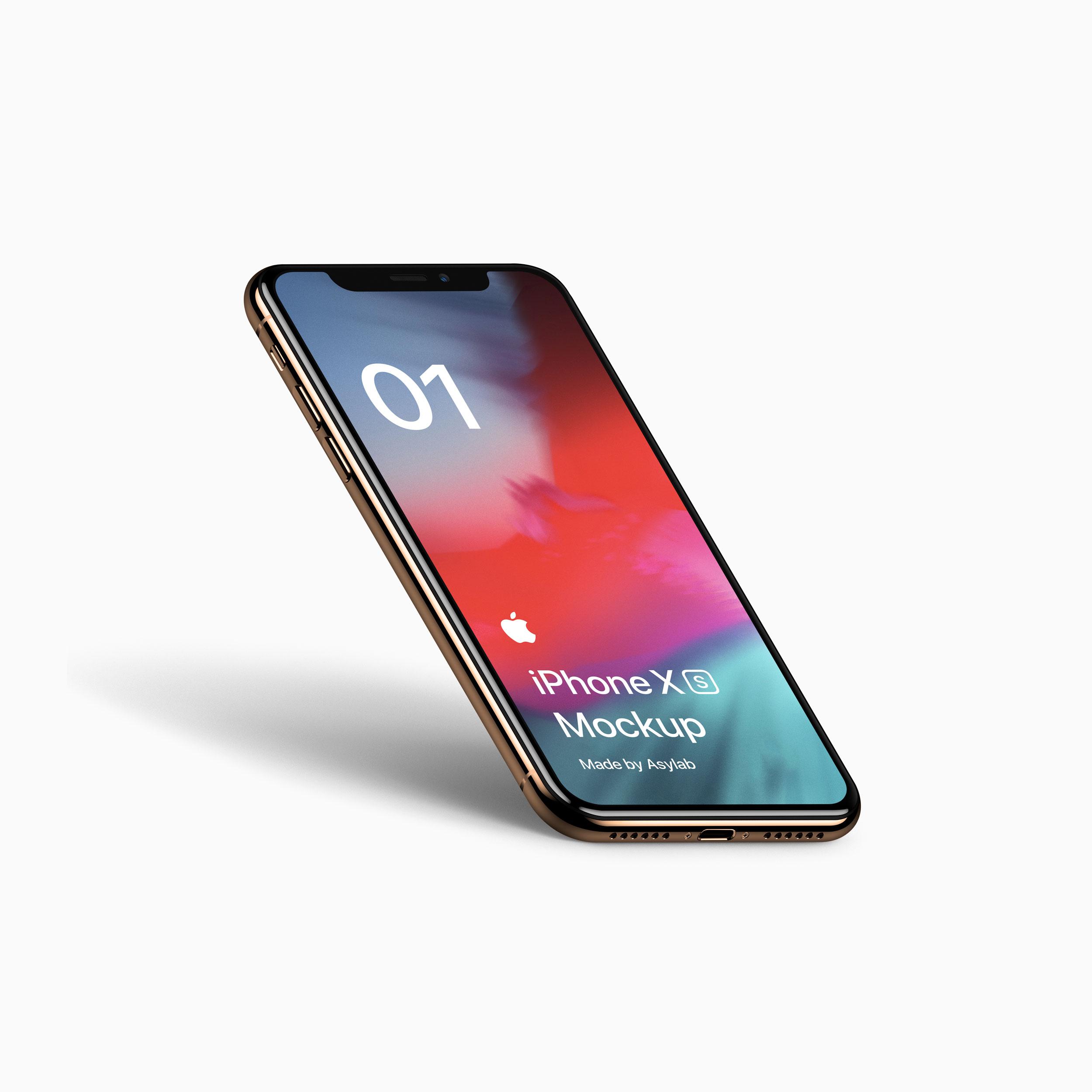 3b899491090507d - 苹果iPhoneX UI样机