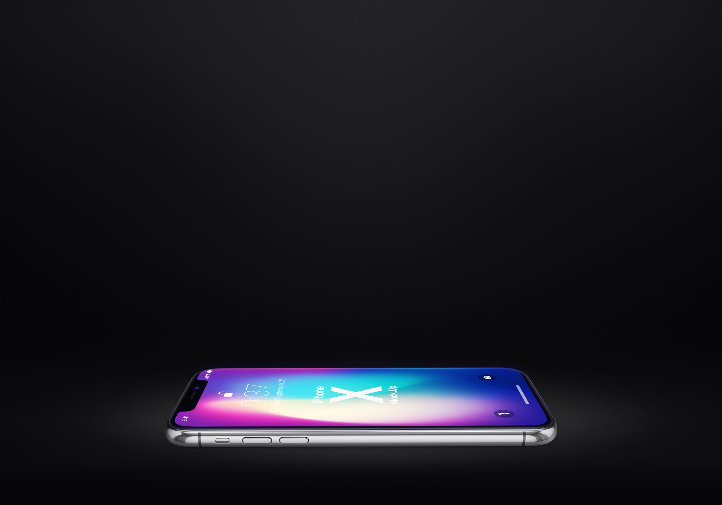 46b886a7cfc9b5a - 苹果iPhoneX UI样机
