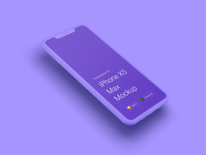 473d636bebe1684 - 苹果iPhoneXS MAX UI样机