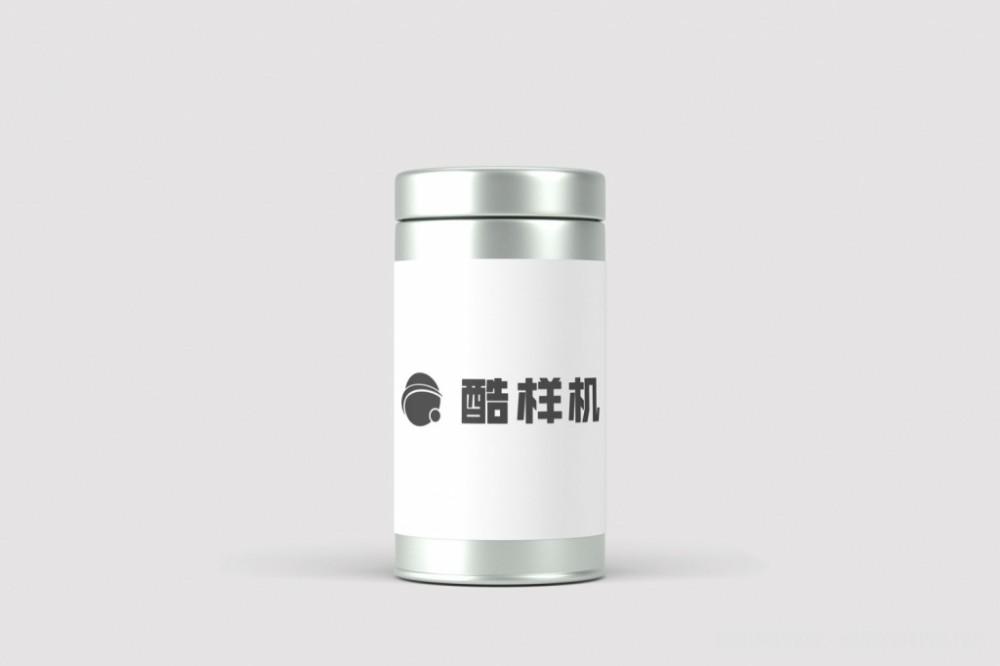 茶罐铁罐罐子样机