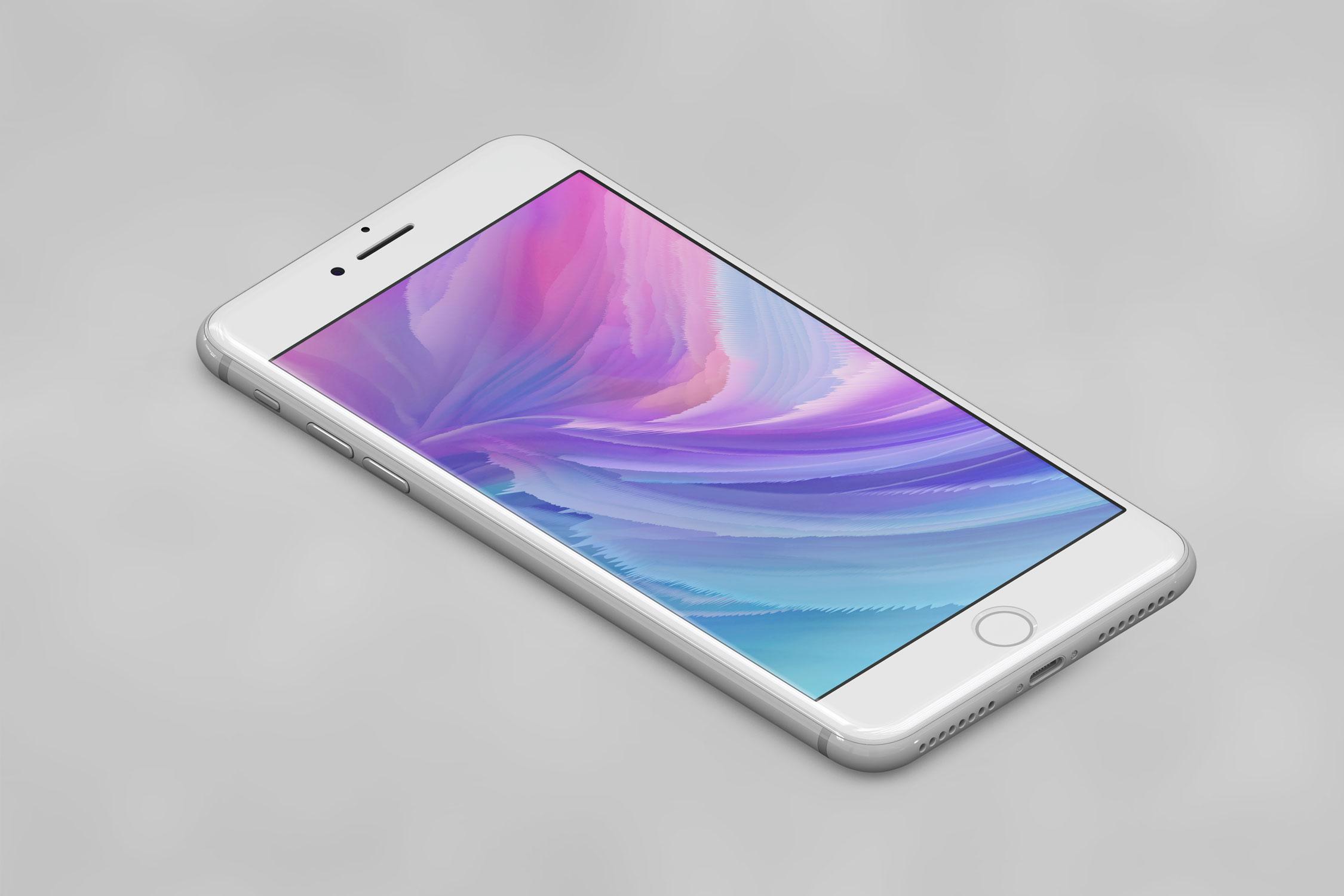 77e2de9e5c35014 - 苹果iPhone UI样机