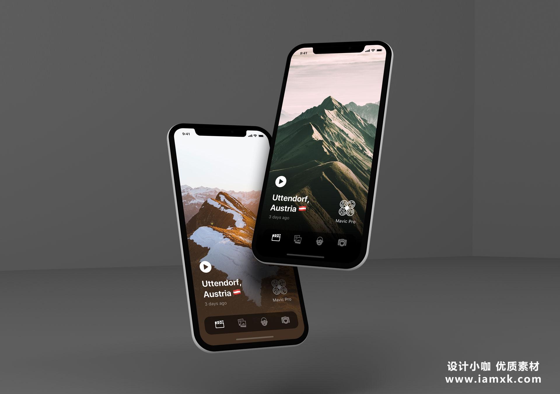 9f74a2865e73de1 - 苹果iPhoneX UI样机