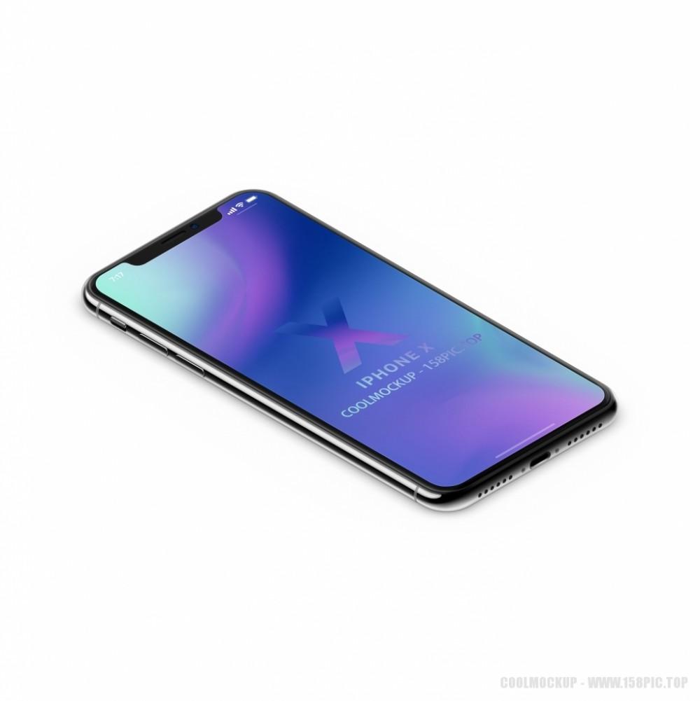 苹果iPhoneX UI样机