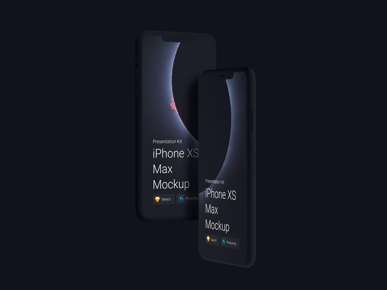 c62f8a391bcfe63 - 苹果iPhoneXS MAX  UI样机