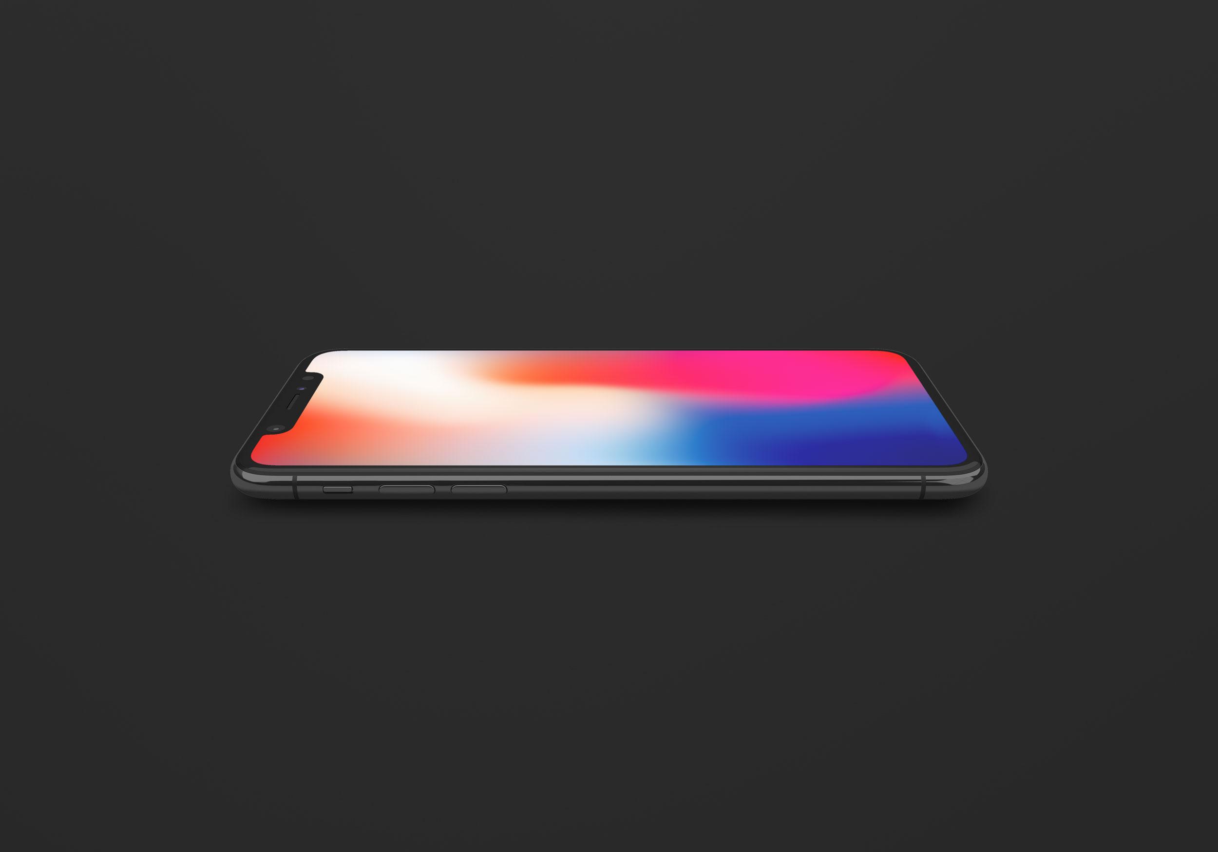 f5d52d86a962b0f - 苹果iPhoneX UI样机