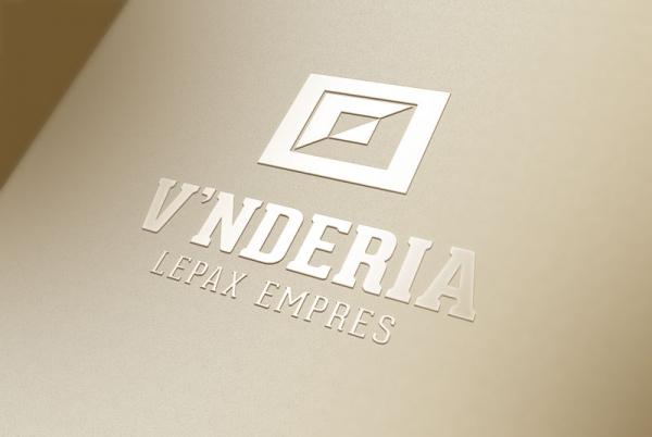 logo样机金属