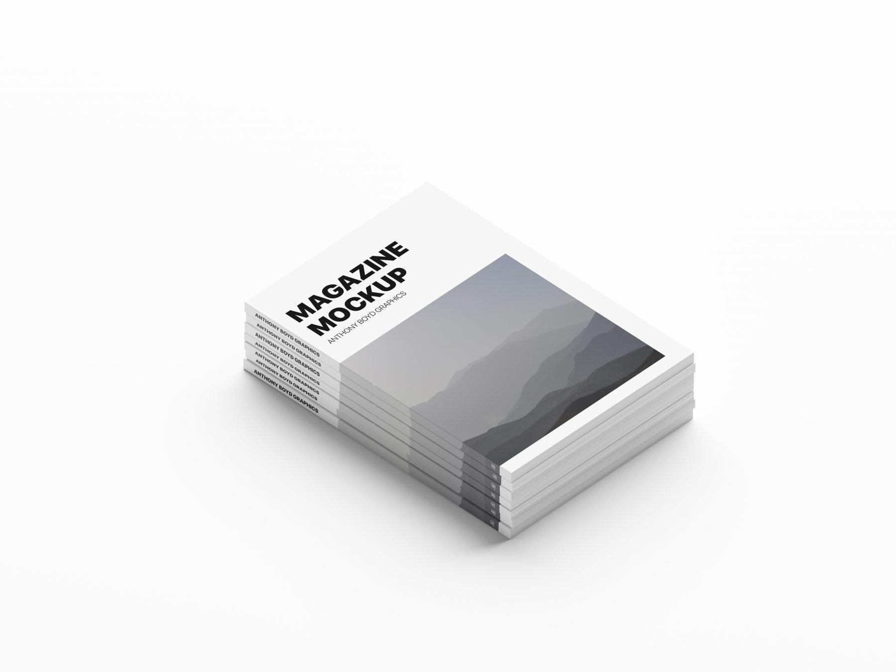 1569726424 f1355356a703c8e - 简约质感商务风书册logo样机