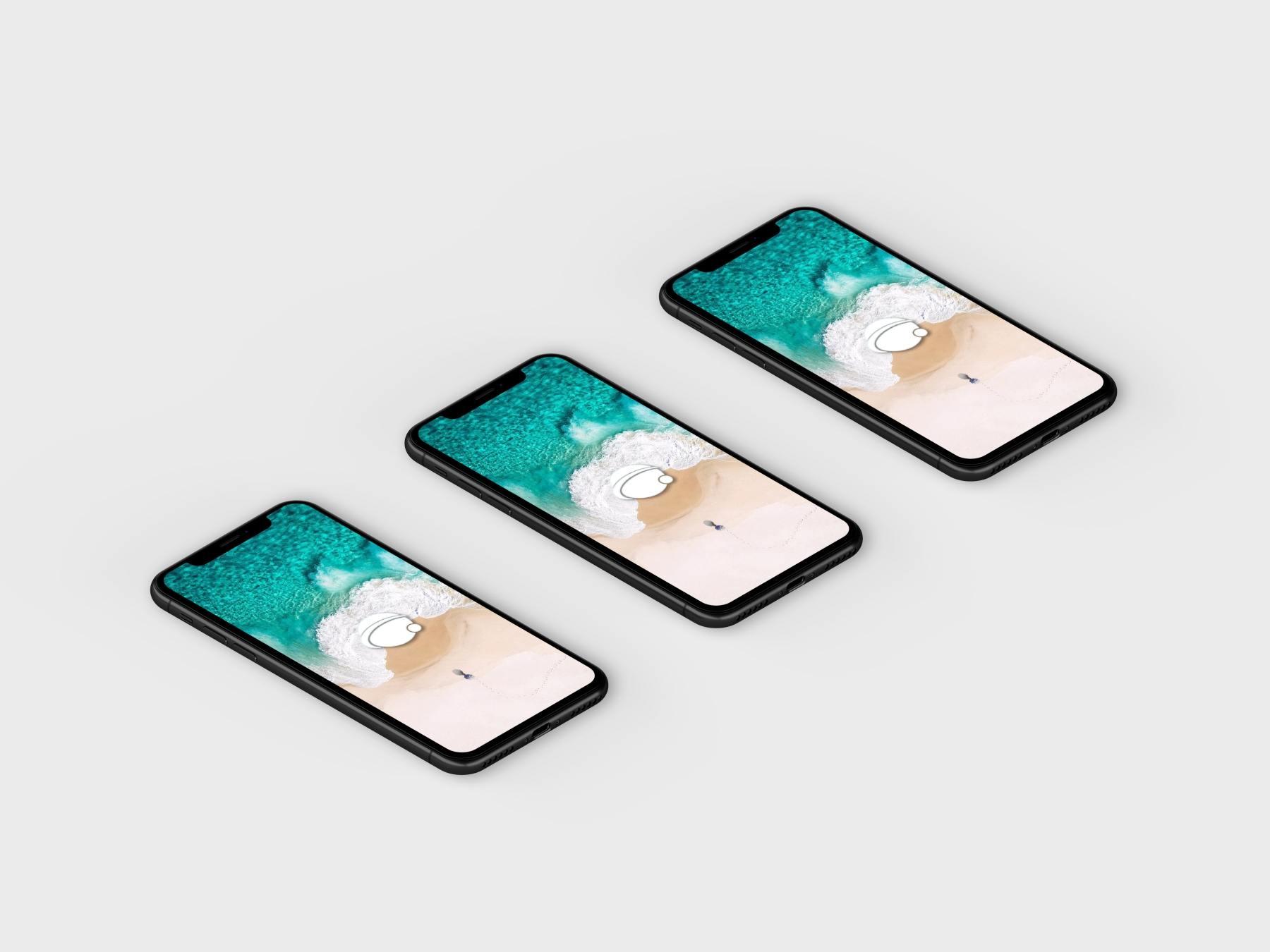 1569727019 7101f8d4592e219 - 苹果iPhoneX UI样机