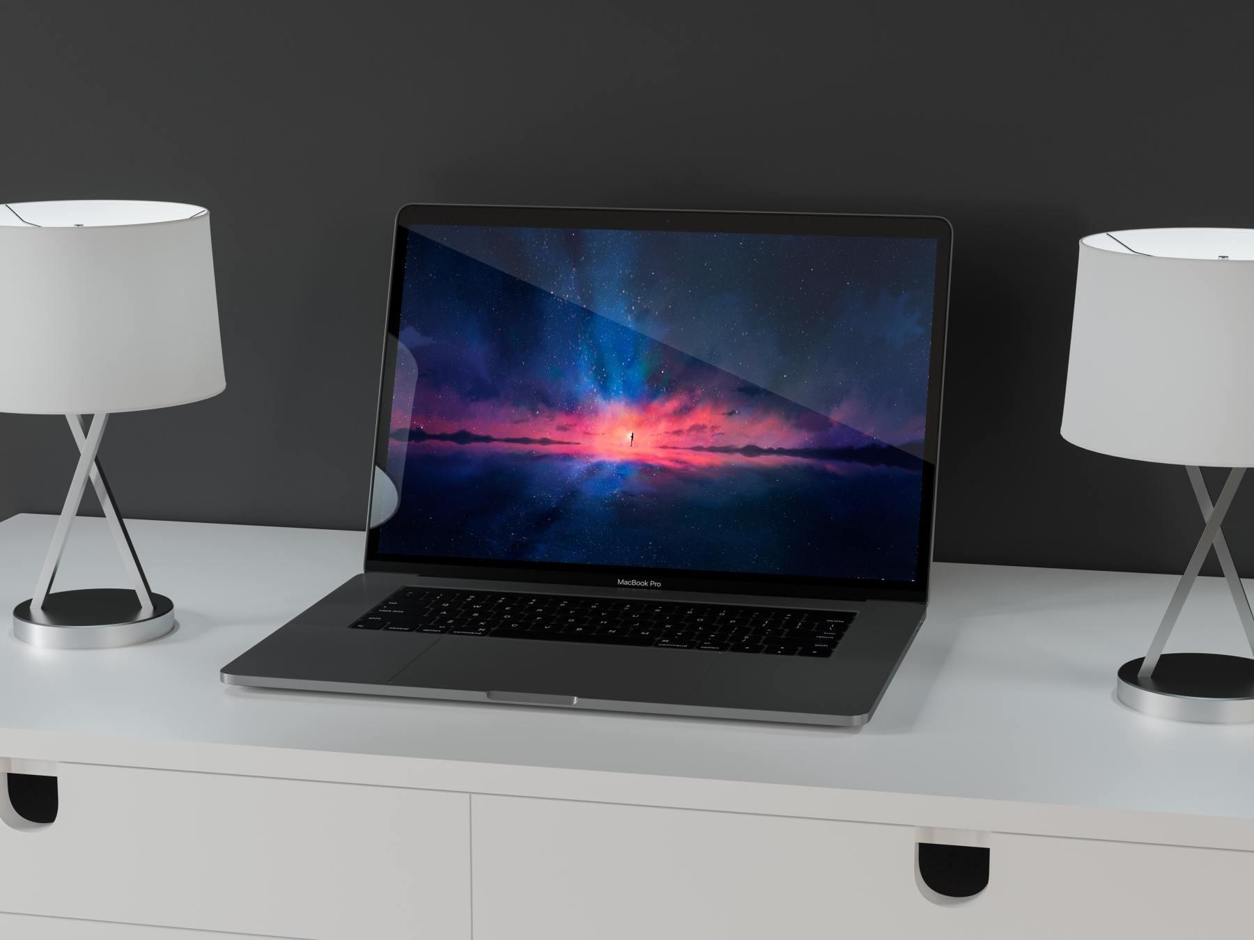 1569727638 ec4e95d731415d1 - 苹果Macbook UI样机