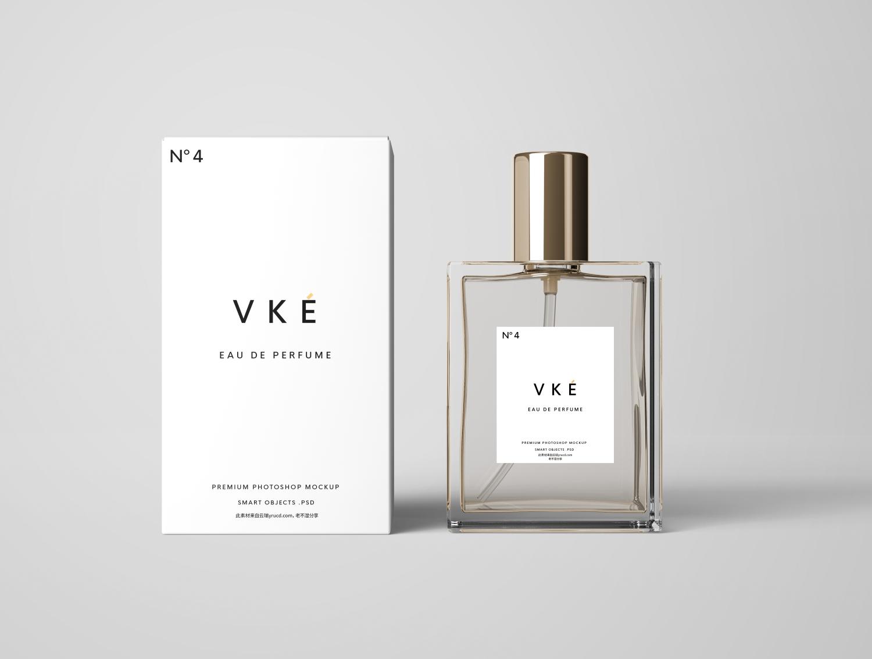 1581858060 0f28899ea07358c - 简约中性香水包装样机