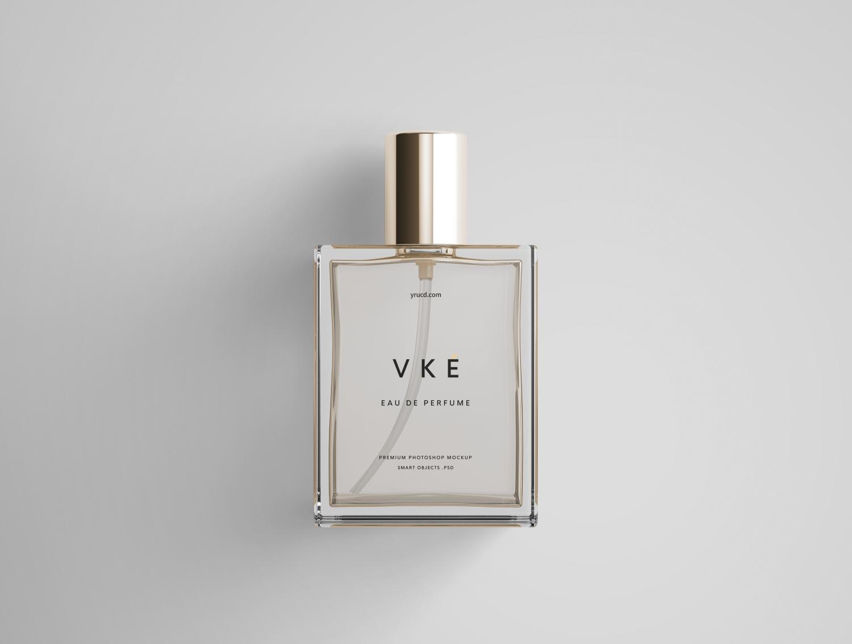 1581858107 4b53e8947849a39 - 简约中性香水包装样机