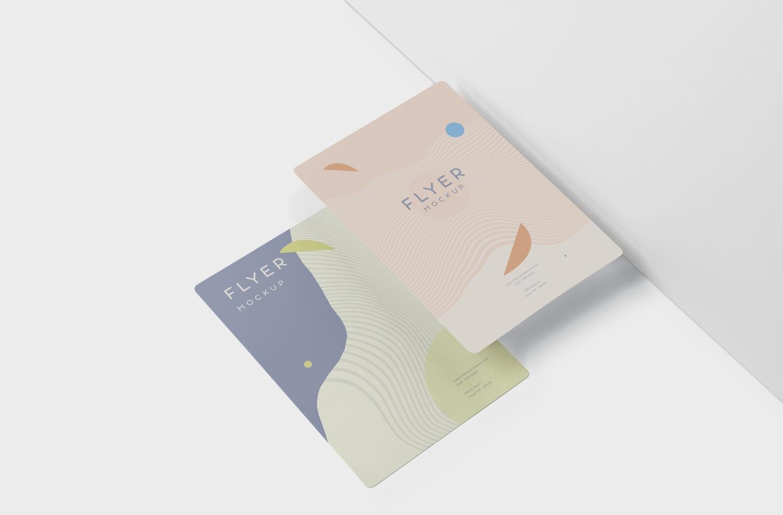 1582371250 ffdfb91ac92a418 - 简约名片卡片样机