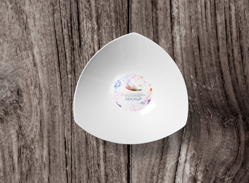 1582619595 391027e49618f7b - 简约陶瓷碗餐具样机