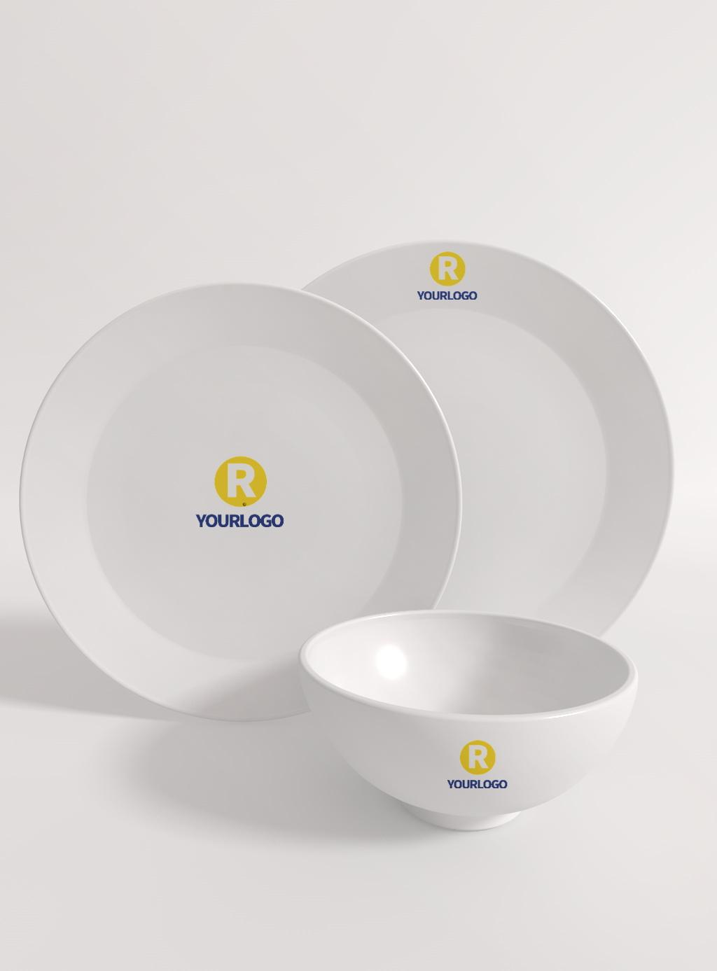 1582619889 109e4ea32f28eef - 简约盘子碗餐具样机