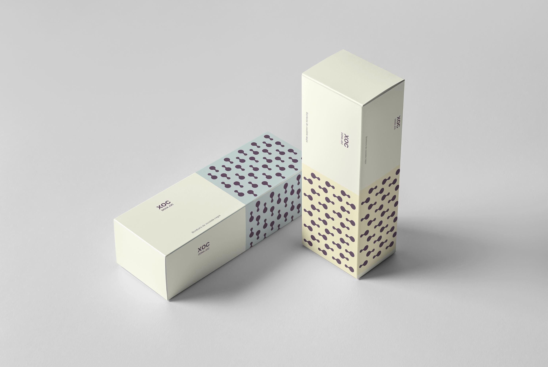 1582691615 fb4399965c10d6a - 简约包装盒礼品盒样机